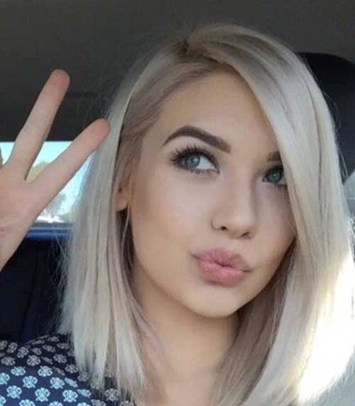 Short Hair Blonde Color Ideas
