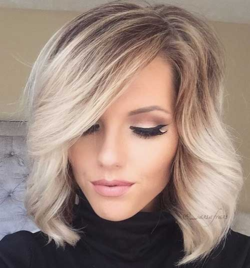 Short Hair Color Short Hairstyles - Hairstyle color blonde