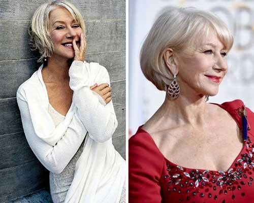 20 Super Short Hair Styles For Older Women