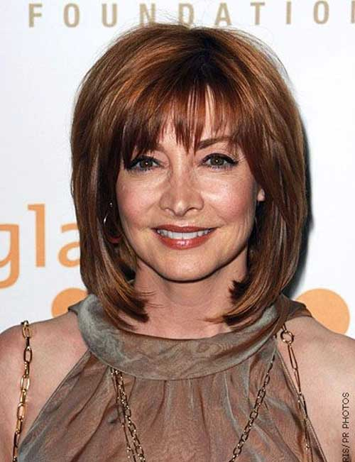 Best Short Hair for Over 40