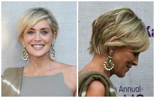 20 Short Hair Styles For Women Over 50 Short Hairstyles 2016 2017