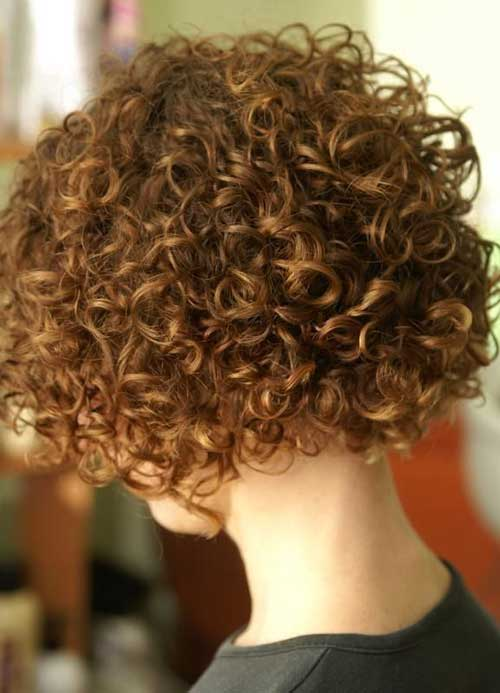 Short Hairstyles for Curly Hair 2014 2015