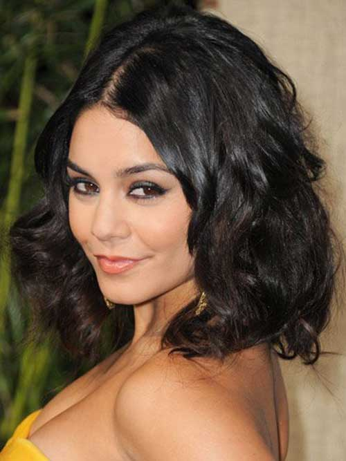 Best Short Hairstyles for Curly Hair and Oval Face