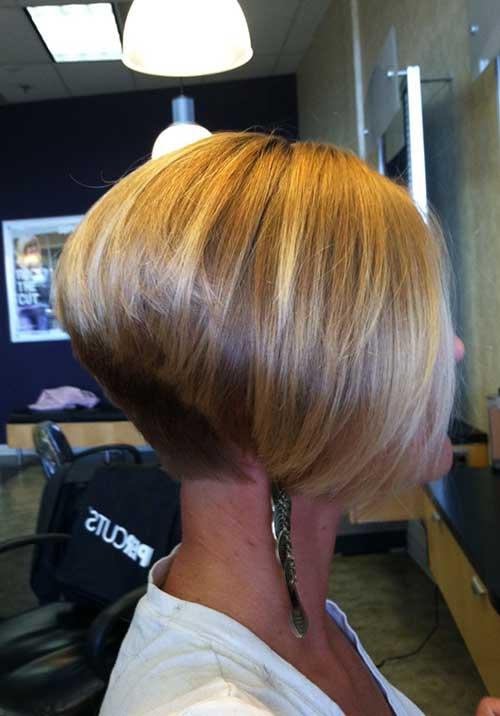 Cool Inverted Bob Short Hair 2016 Short Hair Fashions Short Hairstyles For Black Women Fulllsitofus