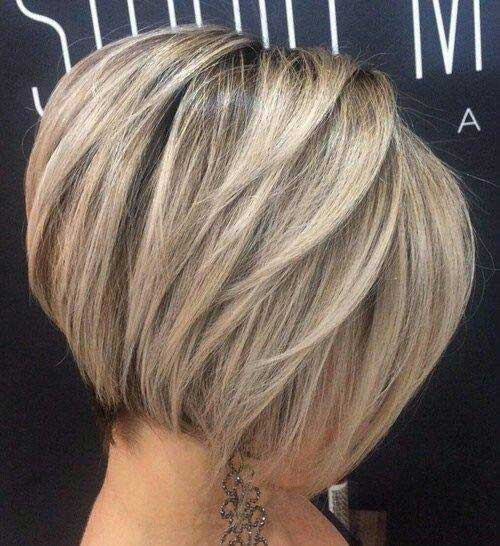 Short Haircut for Straight Hair