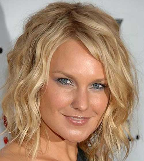 Best Short Wavy Curly Hairstyles