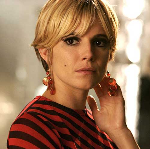Best Sienna Miller Pixie Cut
