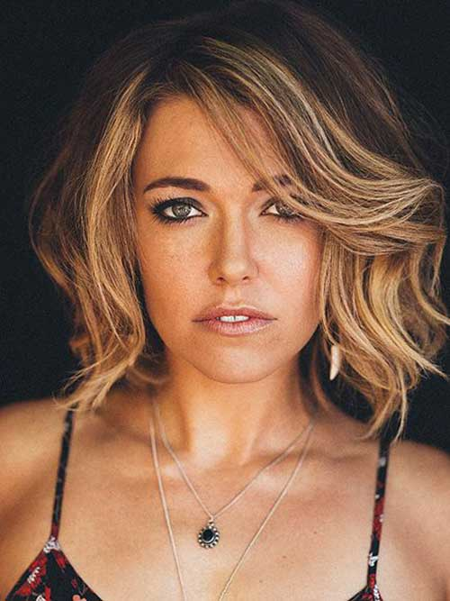 Trendy Hair Color Short Hair 2015