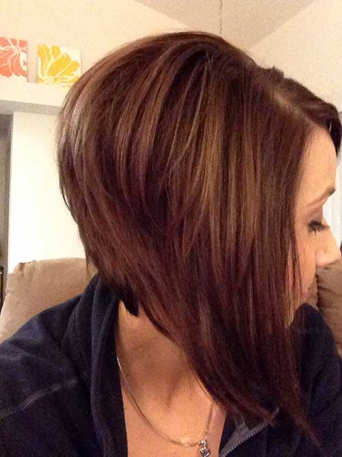 Wondrous 20 Inverted Bob Haircuts Short Hairstyles 2016 2017 Most Hairstyles For Women Draintrainus