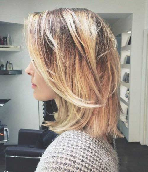 Trendy Long Bob Haircuts
