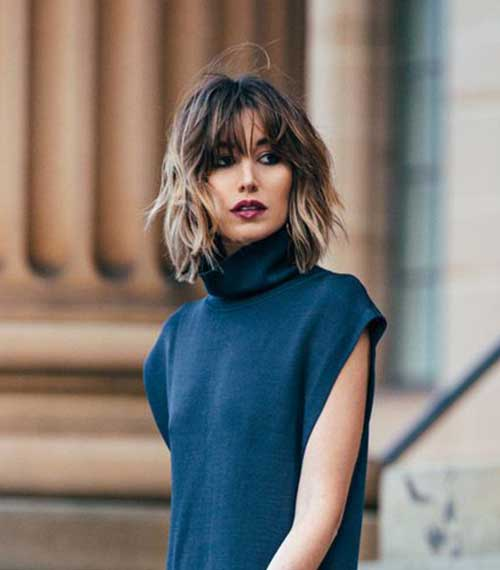 Trendy Short Bob Hairstyles for Women