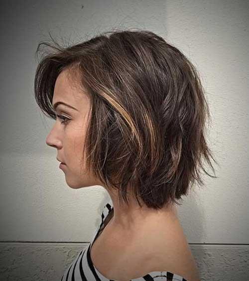 Trendy Soft Wavy Bob Haircuts