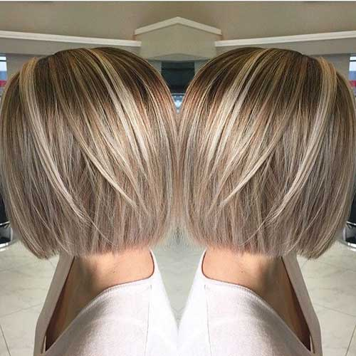 Women Short Bob Cuts Ideas