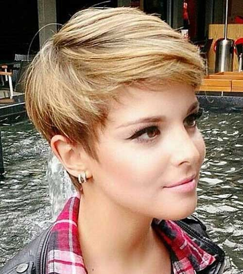 haircuts for short hair ladies trendy womens haircuts you want to try 6199 | Women Short Haircut