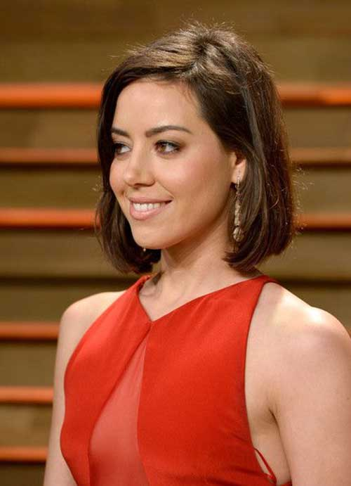 Celebrities with Bob Haircuts-13