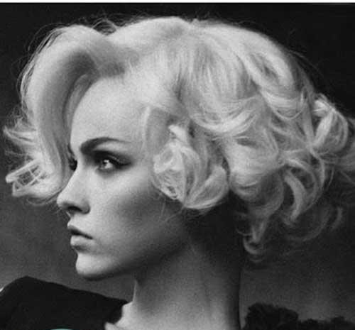 Curly Short Hair-14