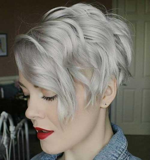 Short Wavy Hairstyles-14