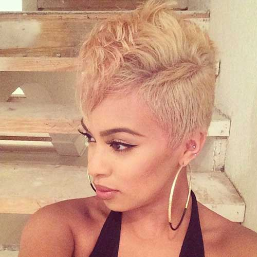 Black Girls with Short Hair-15