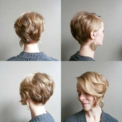 Short Wavy Hairstyles-15
