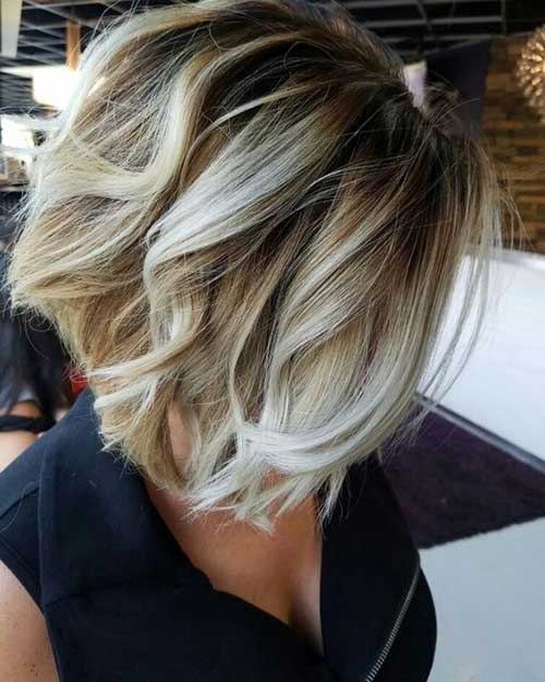 Stylish And Eye Catching 19 Graduated Bob Haircuts Short