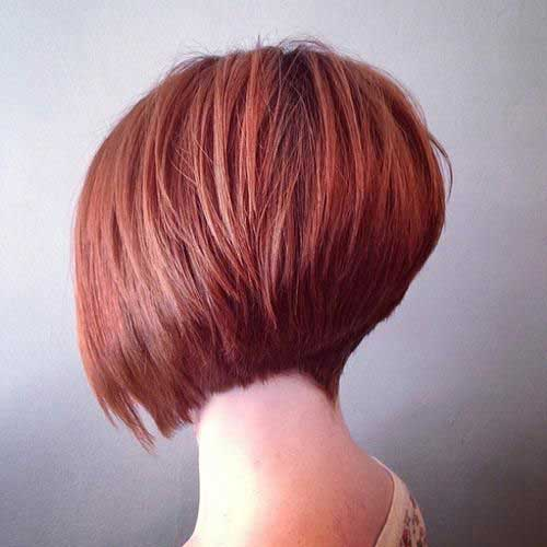19 stylish and eye catching graduated bob haircuts