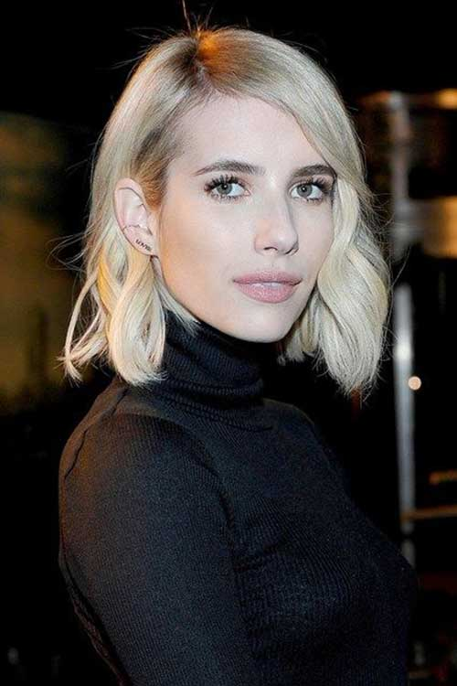 Celebrities with Bob Haircuts-18