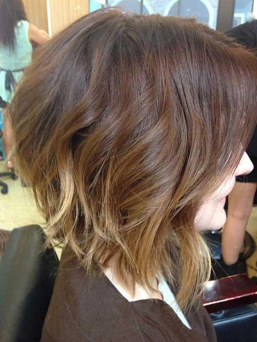 2014 Best Sombre Short Haircuts