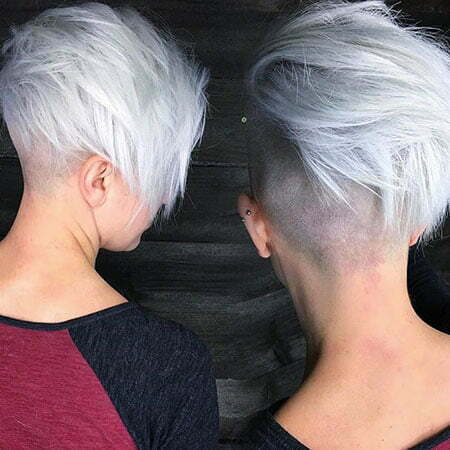 Short Back View