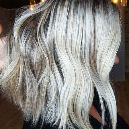 Popular Bob Blonde Hair Color
