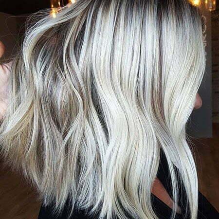 Popular Bob Blonde Hair Color
