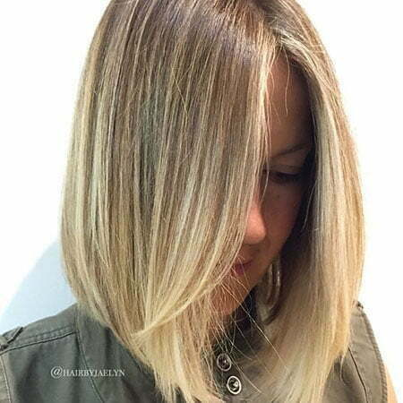 Blonde Highlights Hair