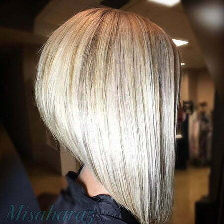 100 new bob hairstyles 2016 2017 short hairstyles 2017 2018 71 classic a line bob winobraniefo Image collections