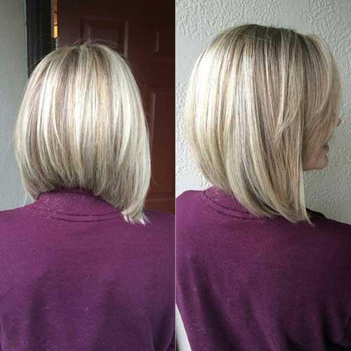 Stylish And Eye Catching 19 Graduated Bob Haircuts