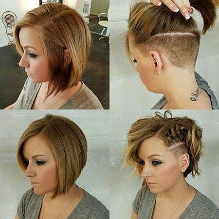 Braid Bob Hair