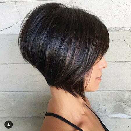 100 new bob hairstyles 2016 2017 short hairstyles 2016 2017 85 short dark bob urmus Images