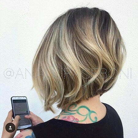 100 new bob hairstyles 2016 2017 short hairstyles 2016 2017 86 back view urmus Choice Image