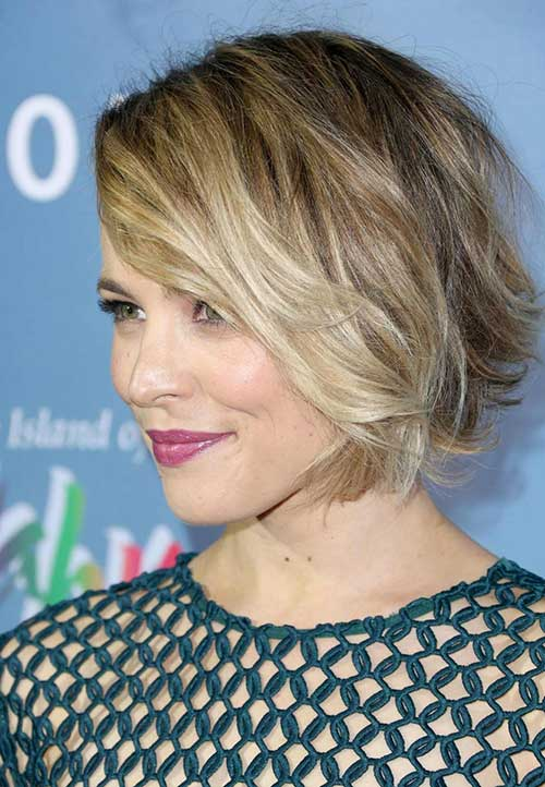 Ash Blonde Short Hairstyles 2016