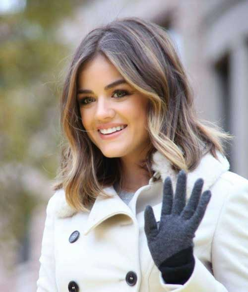 Best Short Soft Wavy Haircuts 2015