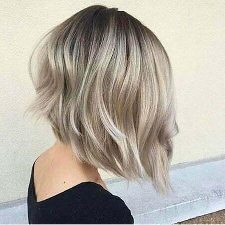 Simple Bob Hair