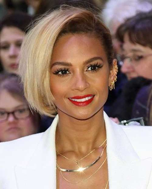 Celebrities with Bob Hairstyles