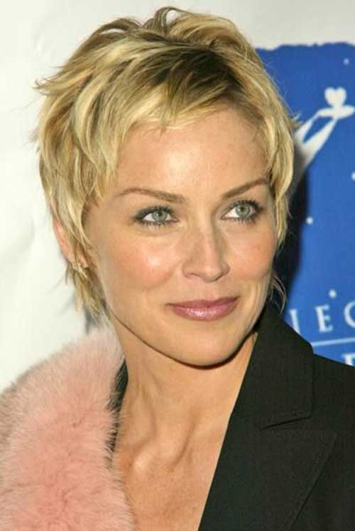 Chic Pixie Hairstyles 2014 2015