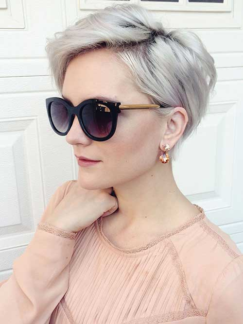 Cool Style Pixie Hair Cuts
