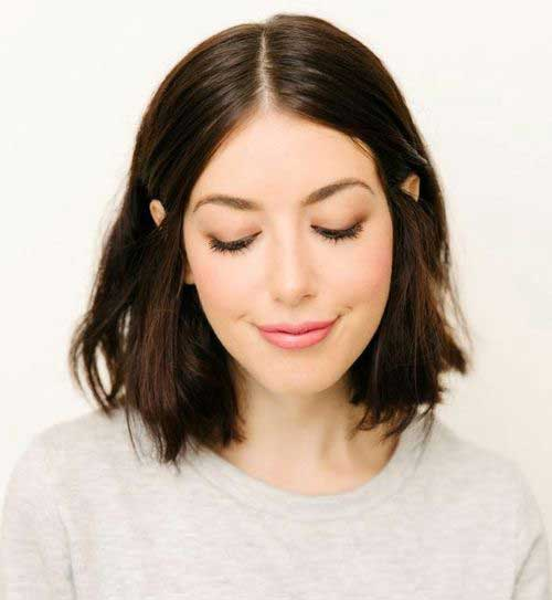Cute hairstyles for short thin hair hairstyles 10 short haircuts for thin wavy hair hairstyles 2018 winobraniefo Image collections