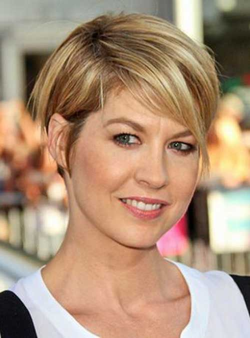 Cute Wedge Short Haircut