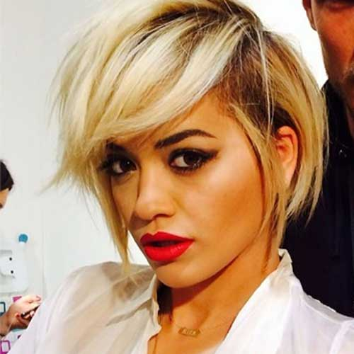 Best Edgy Haircuts For Short Hair