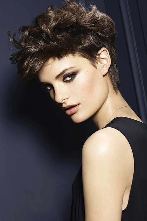 15 New Short Edgy Haircuts | Short Hairstyles 2017 - 2018 ...