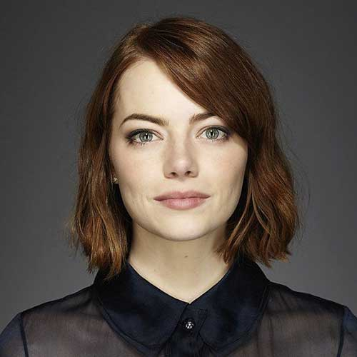 Emma Stone Short Hair for Women