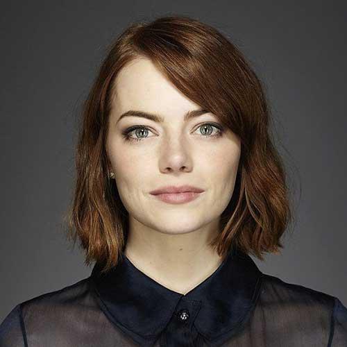 Emma Stone Short Hair for Women