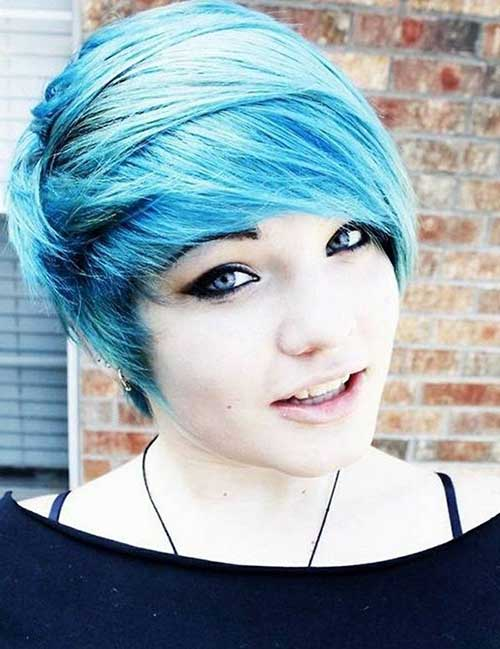 10 Emo Pixie Cuts Short Hairstyles 2016 2017