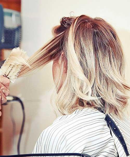 Haircuts Short Blonde Hair 2015